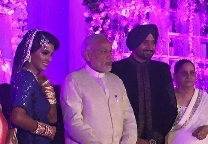 A Star-Studded Affair: Everything You Wanted to Know About Harbhajan Singh's Wedding