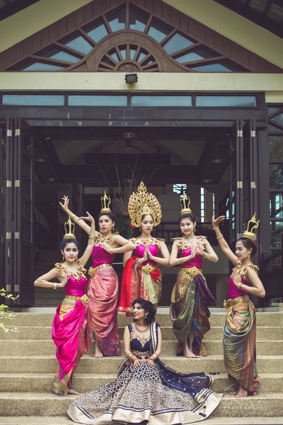South Indian artists for the south Indian Wedding