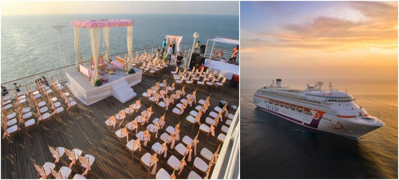 Luxury Cruises To Plan Your Destination Wedding On Waters
