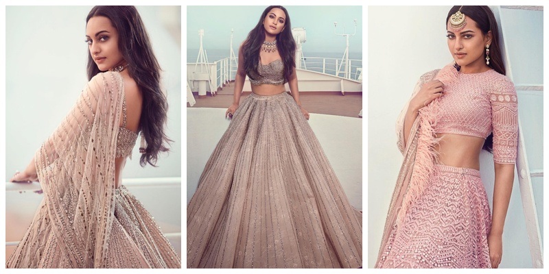 These 10 looks on Sonakshi Sinha are exactly what a Millennial Bridesmaid needs!