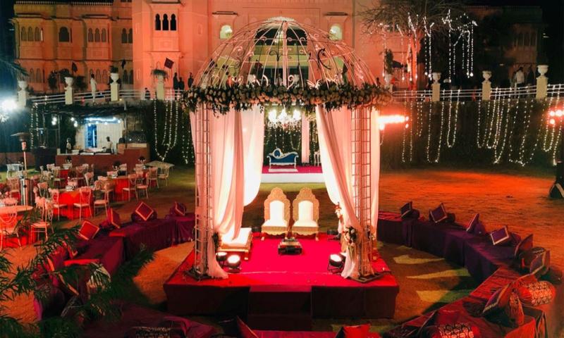 Top Wedding Venues in Ranakpur for a Charismatic Destination Wedding