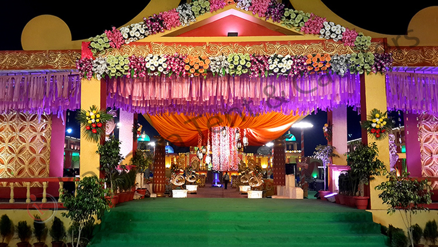 Overview ... & Haveli by Kawatra Tent u0026 Caterers Hari nagar Delhi | Wedding Lawn ...