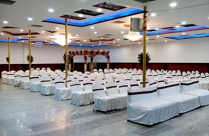 Khushi Marriage Garden Ramkrishan Nagar Patna - Banquet Hall