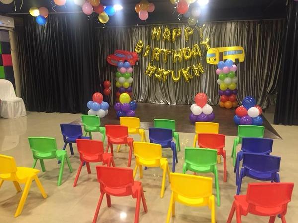 Party Arena TNT Rajarhat Kolkata - Banquet Hall