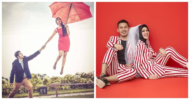 12 Unconventional Pre-wedding Shoot Ideas For Quirky Couples