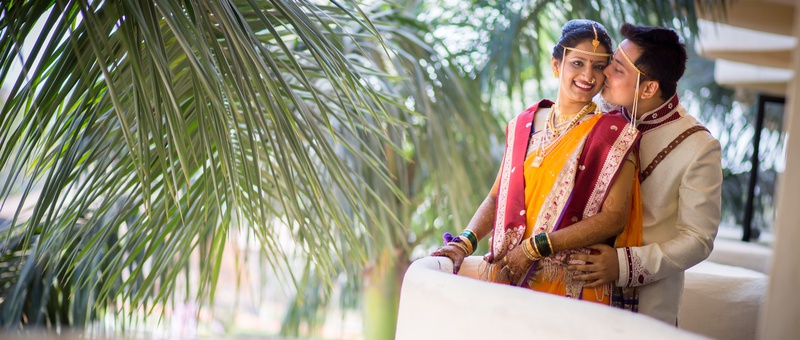 Sameer & Priya Mumbai :  A Traditional Wedding Ceremony with a Contemporary Touch