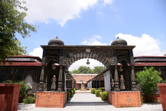 Hotel Aapni Dhani Sikar Road Jaipur - Banquet Hall