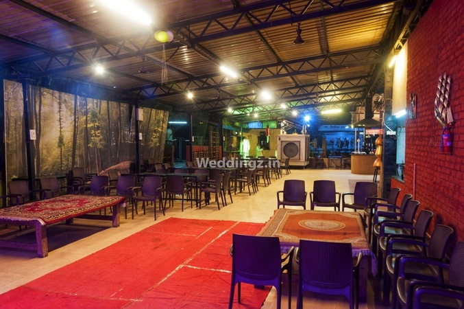 Vishnuji Ki Rasoi Bajaj Nagar Nagpur - Banquet Hall