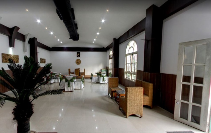 Eastern Retreat Resort Barchapari Guwahati - Banquet Hall