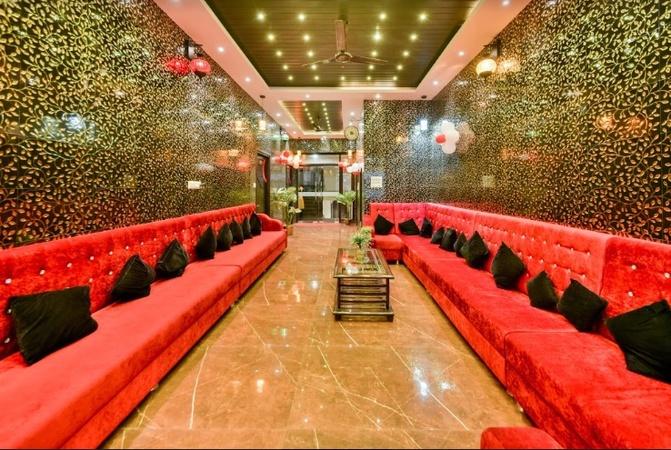 Collection O 50220 Hotel Grand Bhagwat Ashok nagar Udaipur - Banquet Hall