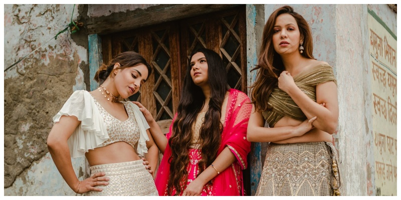 Chamee and Palak's Latest Bridal Collection is perfect for a Modern Day Bride!