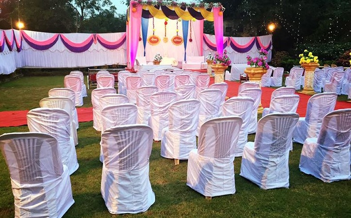 Kalyani Village Resort Virar East Mumbai - Banquet Hall