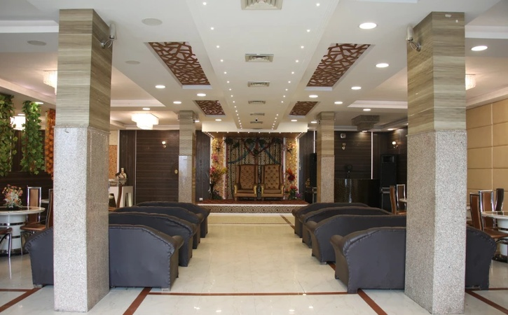 Hotel Black Stone Vasundhara Ghaziabad - Banquet Hall