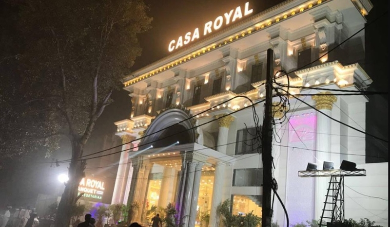 Casa Royal Banquet Mayapuri Delhi Banquet Hall