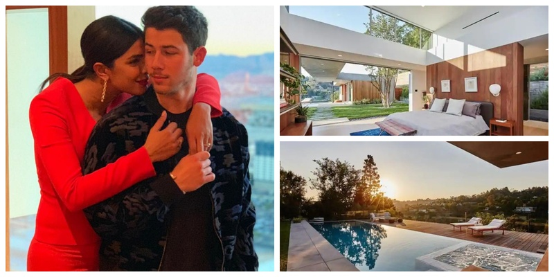 Nick Jonas just bought a $6.5 million Beverly Hills mansion for him and Priyanka Chopra!