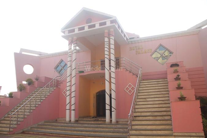 Royal Palace Brahmeswarpatna Bhubaneswar - Banquet Hall