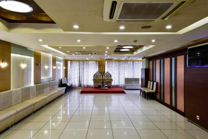 Savoury Restaurant and Banquet Sargasan Gandhinagar - Banquet Hall