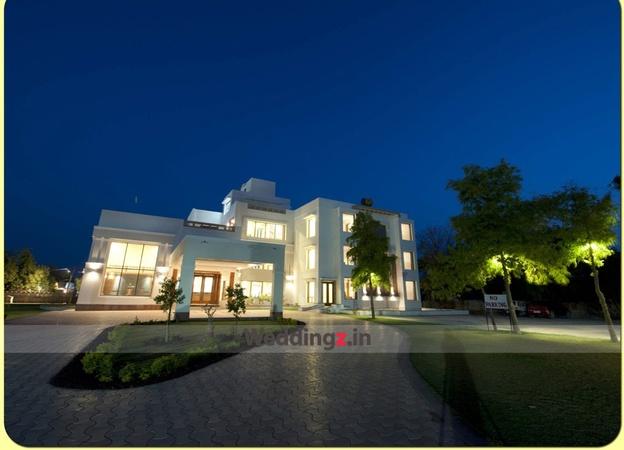 Lariya Resort Pal Bypass Road Jodhpur - Banquet Hall