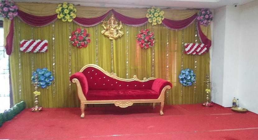 Vasantham Hall AC Triplicane Chennai - Banquet Hall