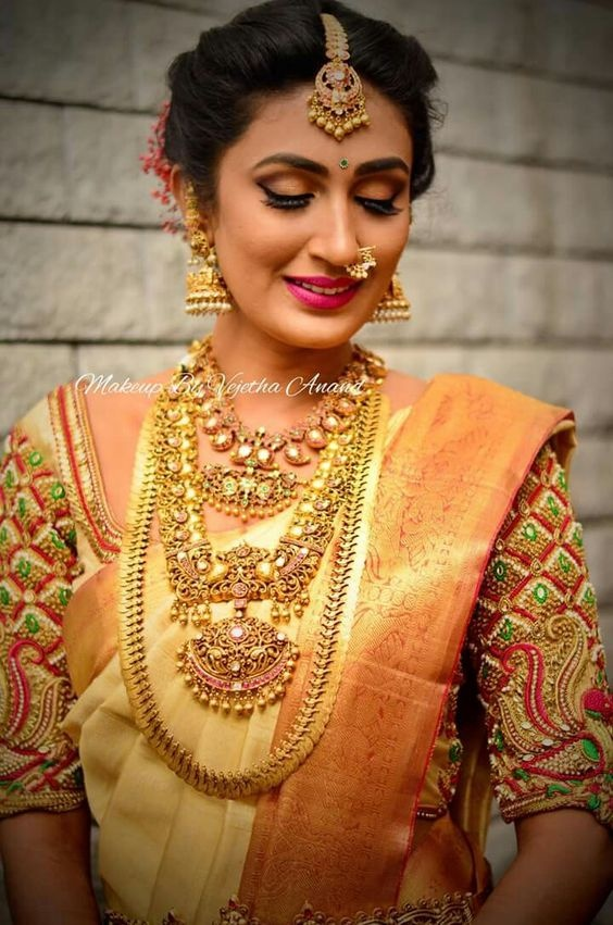 20 South Indian Brides Who Rocked The South Indian Bridal Look Blog