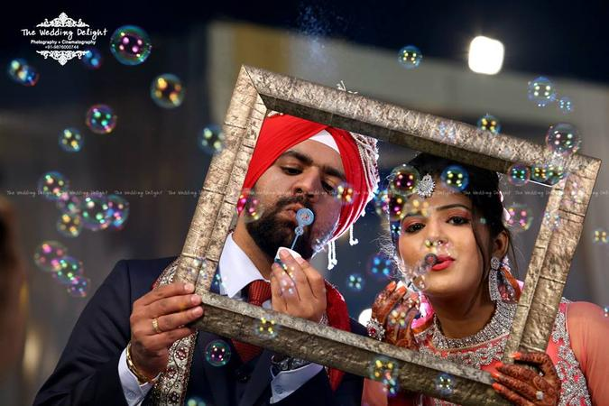 The Wedding Delight | Chandigarh | Photographer