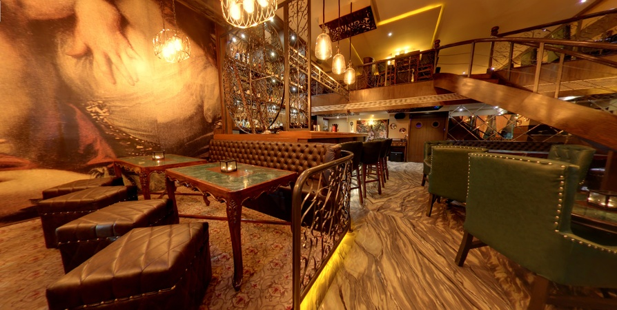 The Yellowhammer Restaurant Koregaon Park Pune - Cocktail Venues