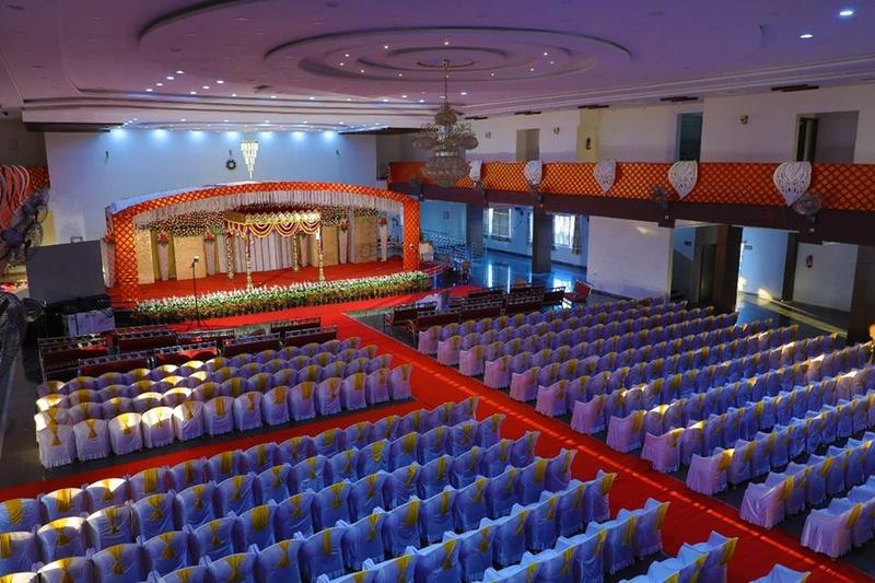 New Spectra Convention Hall, Vijayanagar, Mysore