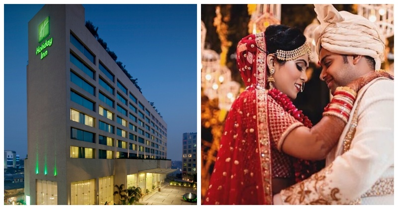 Head to Holiday Inn for the Trendiest Wedding Exhibition - Vows on 1st June