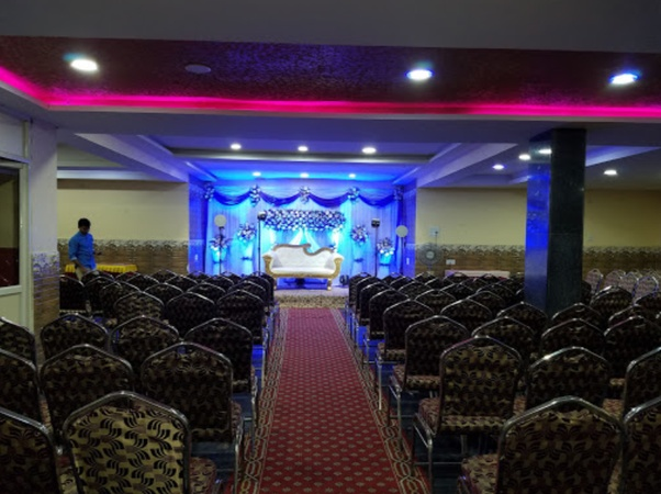 NR Convention Function Hall Karmanghat Hyderabad - Banquet Hall