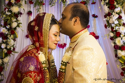 Indian wedding photography by SnappyShell