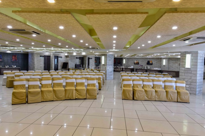 Alimentos Banquet S G Highway Ahmedabad - Banquet Hall