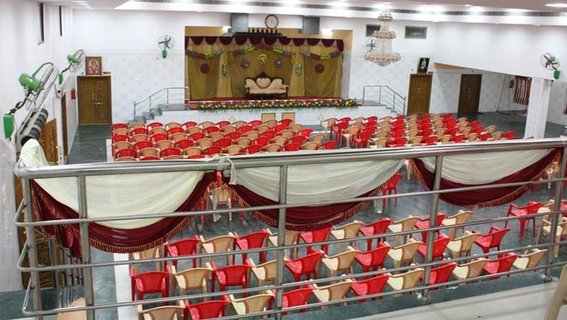 Sri Sai Mahal Valasaravakkam Chennai - Banquet Hall