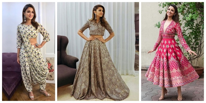 10 times Parineeti Chopra gave us major bridesmaid outfit goals!