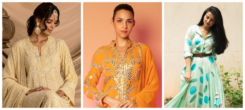 6 Rakshabandhan Outfit Inspirations for Brides-to-be