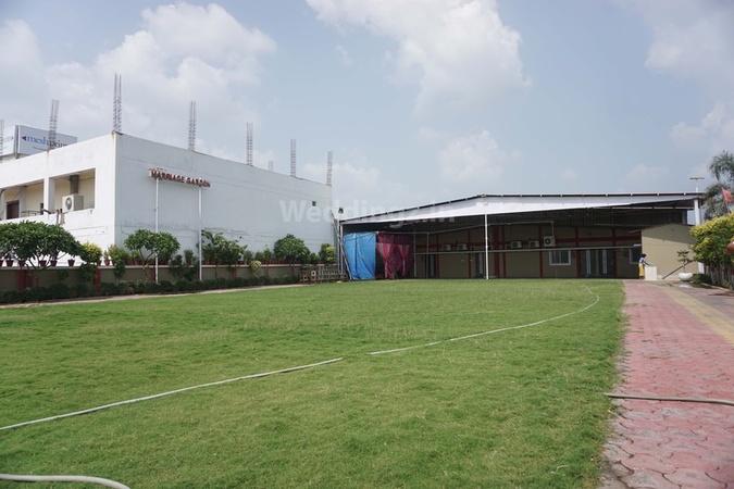 Saraswati Resort Marriage Garden MR 10 Road Indore - Wedding Lawn