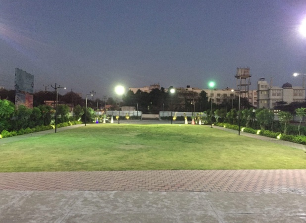 a photo of Abhishek Lawns