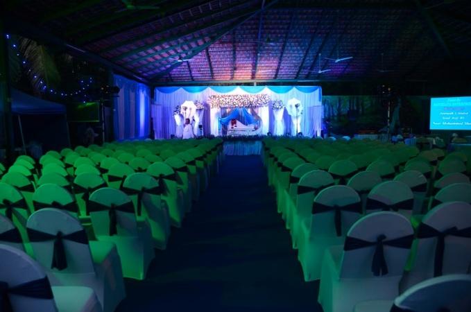 Nisarga Resort Kanakapura Road Bangalore - Banquet Hall