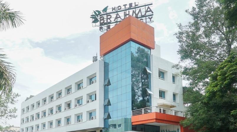 Hotel Brahma Regency Akurdi Pune - Banquet Hall