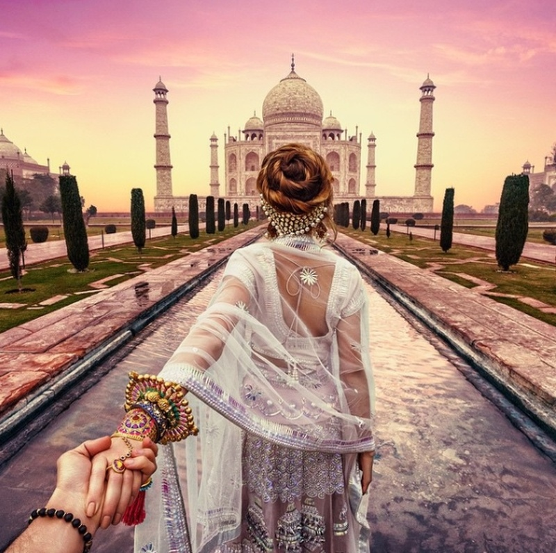 These Trending Indian #FollowMeTo Pictures Are What Your Wedding Photo Album Needs!