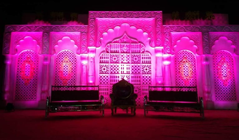 Nirmala Celebration Lawn Untkhana Nagpur - Wedding Lawn