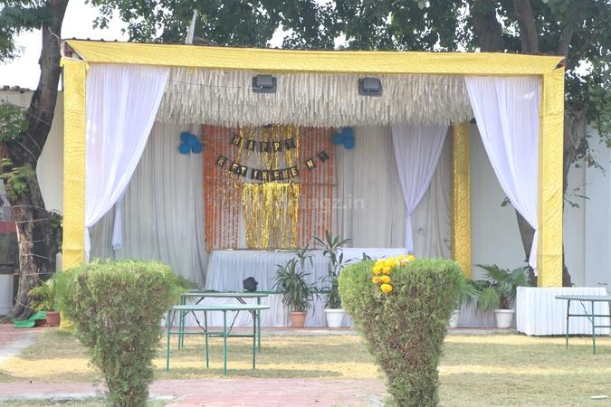 Shree Garden Restaurant Shahpura Bhopal - Banquet Hall