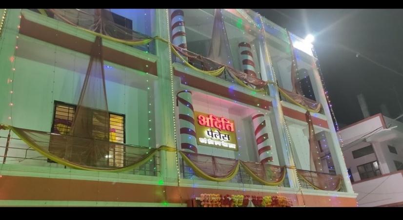 Aditi Palace Bhanpur Bhopal - Banquet Hall
