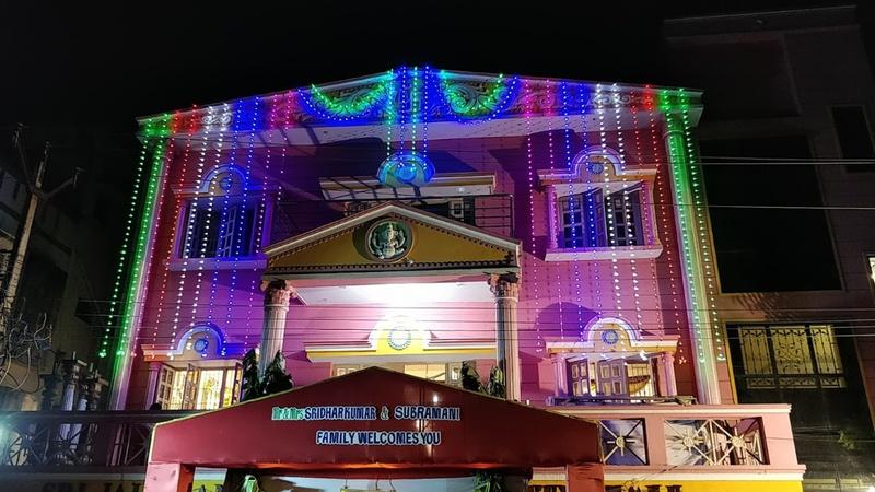 Ranganayaki Kalyana Mandapam Nanganallur Chennai - Mantapa / Convention Hall