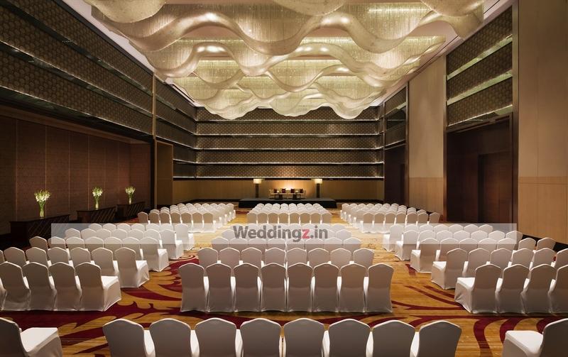 Jw Marriott Hotel Ashok Nagar Bangalore Banquet Hall Wedding