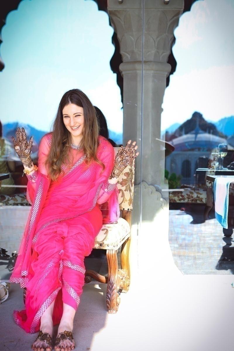 The Mehndi