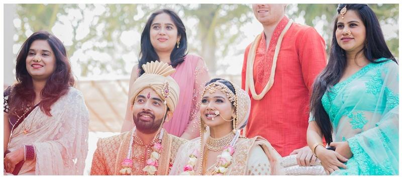 Ajinkya & Amrita Jaipur : Simple and fun-filled Maharashtrian wedding in Rajasthan