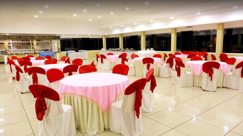 Grand Canyon The Hotel Fort Kochi Kochi - Banquet Hall