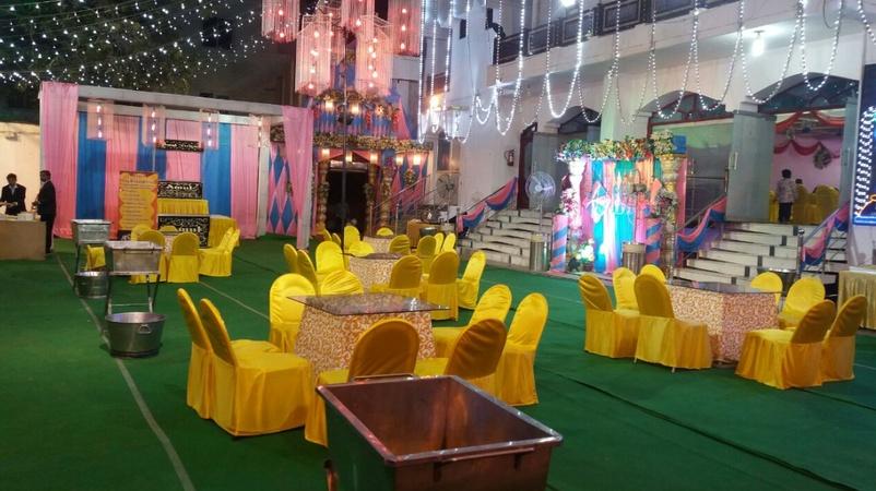 JC Hotel Mahanagar Lucknow - Banquet Hall