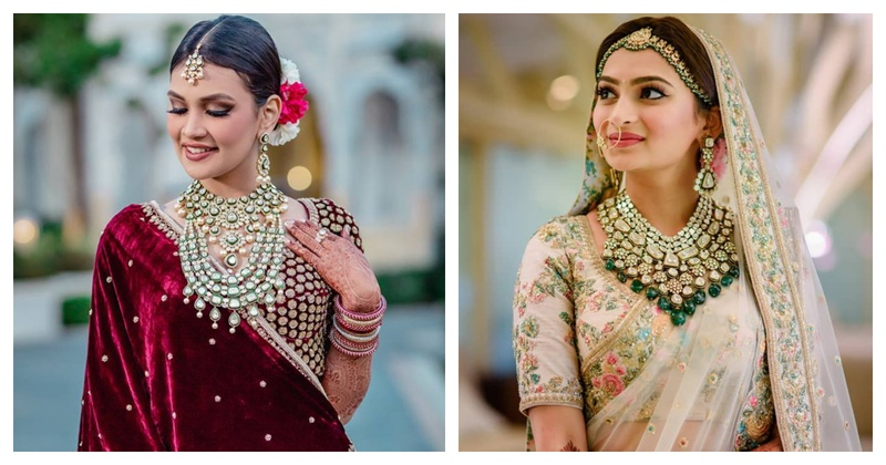 5 Classic Lehenga and Jewelry Combinations that you can never go wrong with!