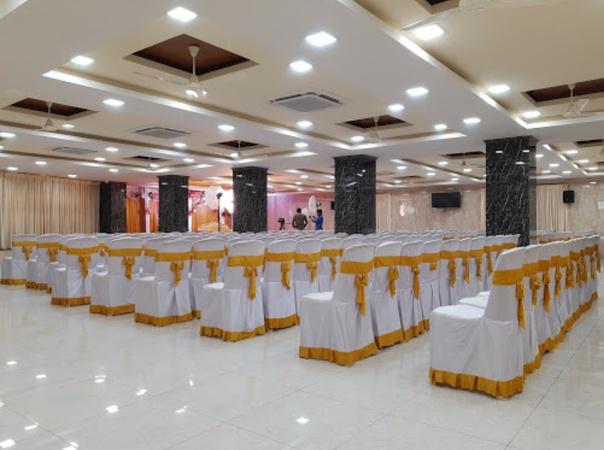 Hi Tech Mahal Royapettah Chennai - Banquet Hall